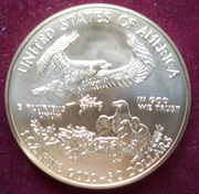 1/4 Oz Gold American Eagle